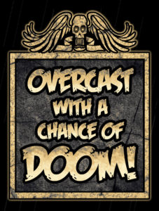 Chance of Doom Logo