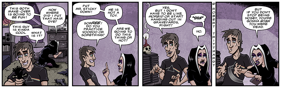 #152 – Morbid Curiosity
