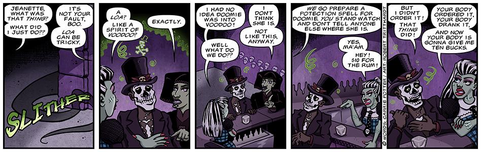 #182 – Voodoo