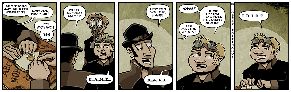 #119 – Hangin' Hank