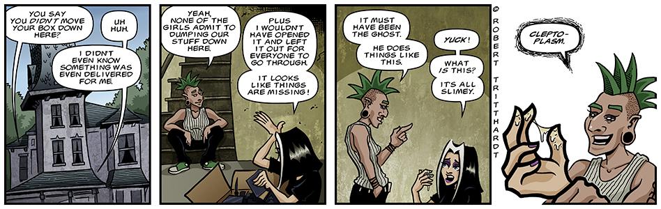 #129 – Pilfering Poltergeist